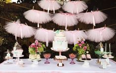 Ballet quinceanera theme backdrop