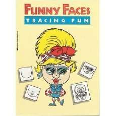Funny Faces Tracing Fun: Didn't get much cooler than this!