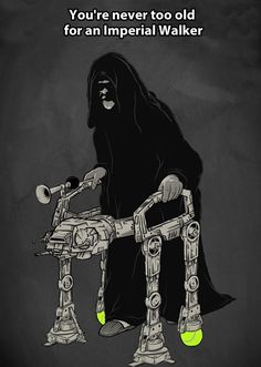 Imperial Walker #StarWars