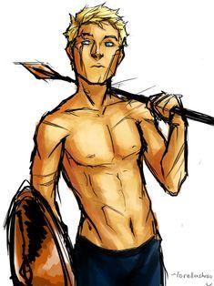Luke son of Hermes
