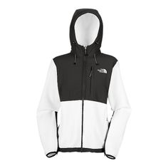 The North Face Denali White Hoodie $89.99