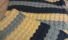 crochet, baby, blanket, pattern