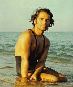 Karl Lagerfeld WORKING a onesie