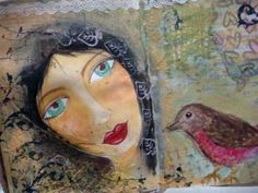 Round Robin art Journal