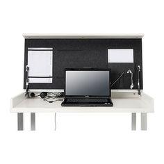 kinda like this for a homework nook VIKA VEINE Table top - white - IKEA