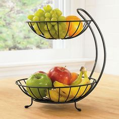 My 3 tiered fruit bowl house pinterest - Tiered fruit bowl ...