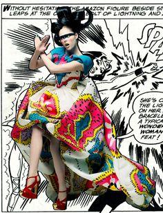 Superhero Style by Craig McDean (9 pics) - My Modern Met