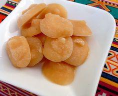 Stephanie Cooks: Toddler Tuesdays _ frozen applesauce