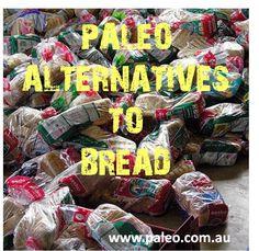 Paleo Diet Bread Alternatives