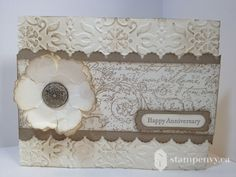 www.stampenvy.ca, stampin up, very vintage, adorning accents edgelits, blossom punch, teeny tiny wishes