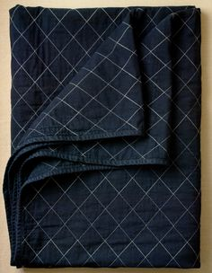 Quilted Throws from Utility Canvas