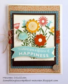 Lifetime of Happiness Card