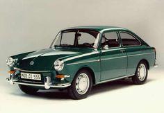 VW #vintage #green #teal >> Superb!