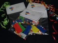 Lego Magnet Craft kit  7 kits RESERVED for bmetm31 by bunnyworld