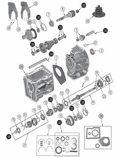 Yj Cuts Off When  ing Stop 555699 also Jeep Transmission Parts additionally 1983 Wagoneer Fuse Box furthermore Jeep Transmission Parts additionally HP PartList. on amc jeep 258 engine