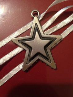 Longaberger Star Tie On