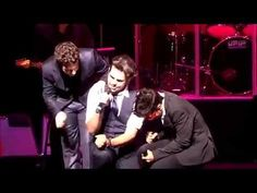Il Volo - 2014 - USA Summer Tour concert in Vienna, Virginia, June,13 (a...