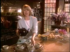 Martha Stewart teaches how to make the perfect pot of tea in this video. #marthknowsbest