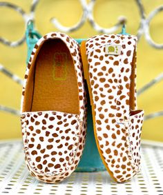 cute! foxpaws shoes