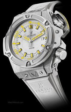 Hublot Oceanographic 4000 Cheval Blanc Randheli 2