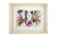 Otomi, Hand Embroide