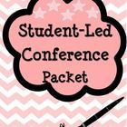 Student led Conferences are all about giving the power to communicate back to the student. Often trying to convey what a student is lacking or need...