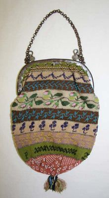 Purse, early 19th century