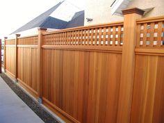 fenc, outdoor space, garden