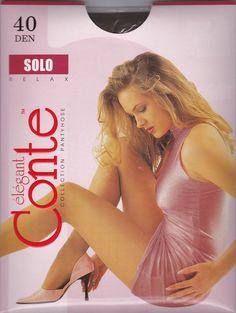 Conte elegant Tights Pantyhose SOLO 40 DEN