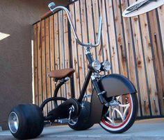 chopper bicycle, wheel, bicycle sidecar, kid