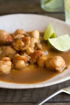 Margarita scallops