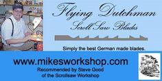 Scrollsaw Workshop