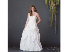 Fair Trade Strapless Princess Wedding Dress | Green Bride Guide