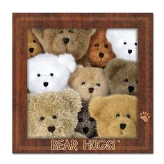 Boyds Bears® Bear Hugs! Beverage Napkins Case Pack 84