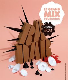 Le Grand Mix #Paper Made
