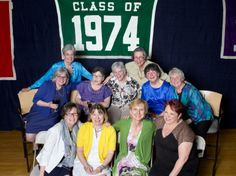 Class of 1974 - Happy 40th!