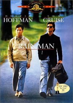 Rain Man (1988)  Won 4 Oscars, nominated for 4 others