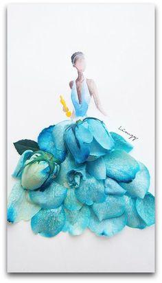 Blue Art