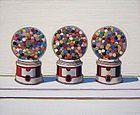 Wayne Thiebaud, 1963 'Three Machines'