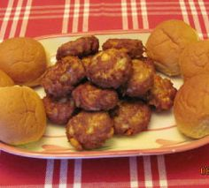 Spicy Shrimp Crab Cake Sliders
