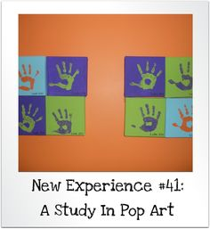 A Study in Pop Art from 52 Brand New