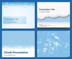 cloud computing #free #PowerPoint #background