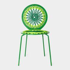 Stretch Chair by Jessica Carnevale