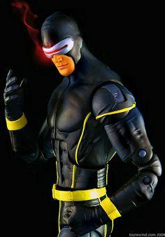 Cyclops: Marvel Legends - Astonishing Cyclops Figure