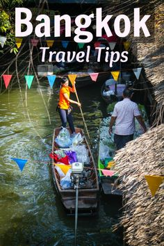 Things to see and do in Bangkok - Thailand travel tips!