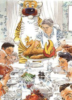 Mizzou Thanksgiving