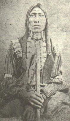 Little Hawk - Northern Cheyenne - circa 1880