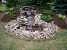 Pondless Waterfall Package 2 installed $ 2,750*