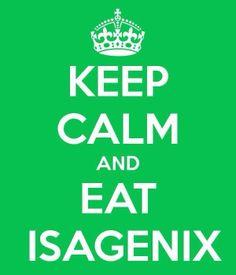 I heart Isagenix!