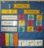 read180, pocket charts
